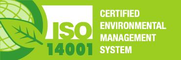 ISO14001 Miljø venlig skrotning
